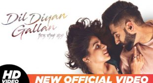 DIL DIYAN GALLAN TITLE TRACK LYRICS