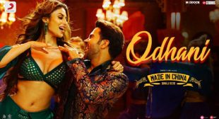 Odhani Lyrics – Made In China