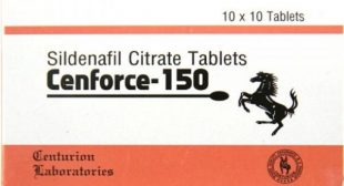 A Review of Cenforce – Why People use it for better erection   Cenforce 150