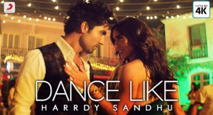 Dance Like Lyrics – Harrdy Sandhu