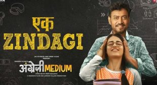 Ek Zindagi Lyrics – Angrezi Medium