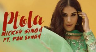 Ptola Lyrics by Mickey Singh