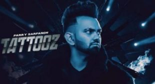 Tattooz Lyrics – Gurlez Akhtar