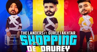 Shopping De Daurey Lyrics – The Landers